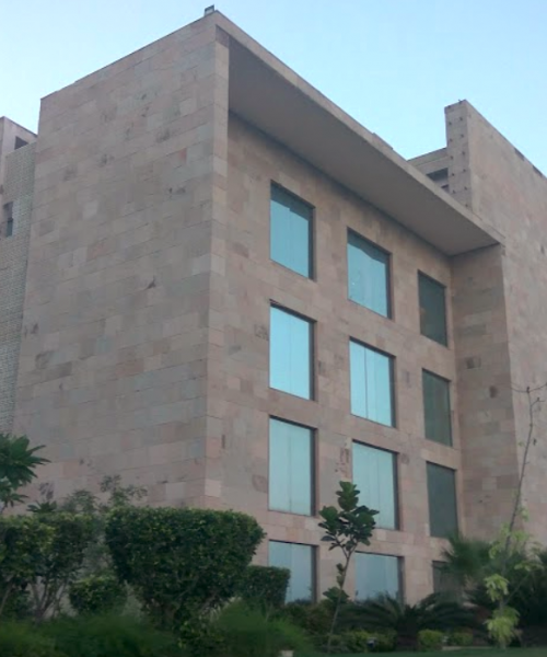 Educational Institutions - University building shown - Best Architecture Consultants in delhi NCR